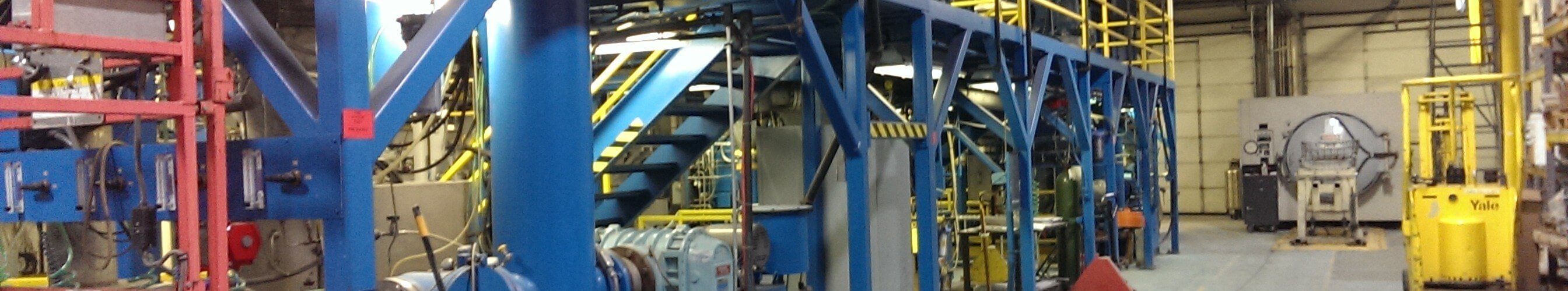 The Hydriding Department at Eutectix metal alloys