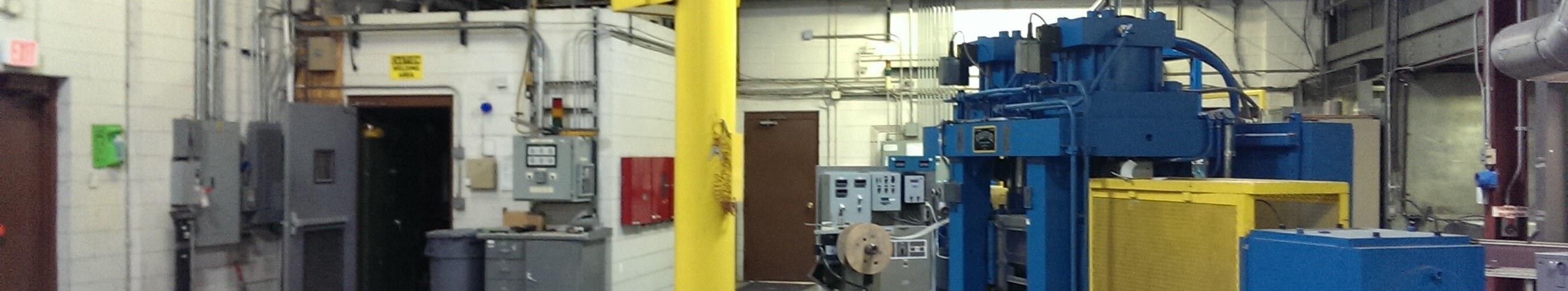 metal alloy machinery at Eutectix